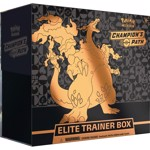 Pokemon Trading Card Game Champion's Path Elite Trainer Box