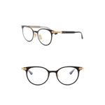 Ochelari Femei Gucci 49mm Round Optical Frames BLK BLK TRANS