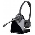 Casti Call Center Wireless Plantronics CS520 Varianta Binaurala 84692-02