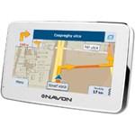 """Sistem navigație NAVON N490 Plus White + iGO8 Full Europa (45 țări) + Update pe viață 4,3"""""""