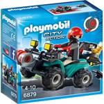 Playmobil City Action - Vehiculul hotului