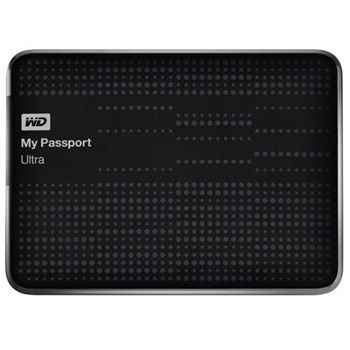 "HDD extern Western Digital My Passport Ultra 2TB 2.5"" USB3.0"