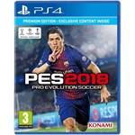 Pro Evolution Soccer 2018 (PES) PS4