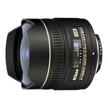 Nikon 10.5mm f/2.8G ED AF DX FISHEYE NIKKOR
