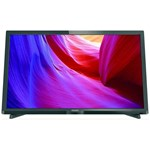 """Televizor LED PHILIPS 24PHH4000/88 24"""", HD Ready, Digital Crystal Clear, Perfect Motion Rate 100 Hz"""
