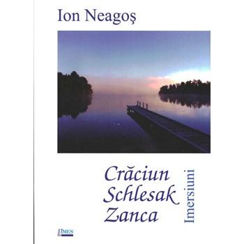 Craciun Schlesak Zanca - Ion Neagos 978-973-726-939-3