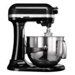 Mixer de bucatarie Artisan model 7580, 6.9L, Onyx Black - KitchenAid