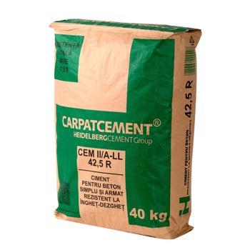 Ciment Carpatcement CEM II/A-LL 42,5R, 40 kg