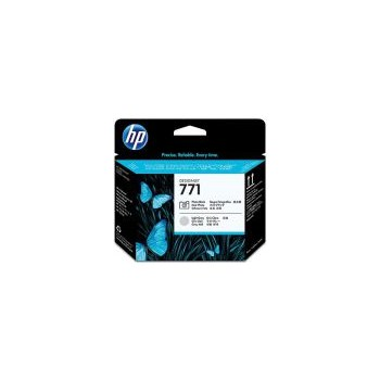 Cap de printare HP CE020A Photo (Negru+Light Gri)