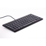 Tastatura oficiala Raspberry Pi cu fir, UK, negru-gri