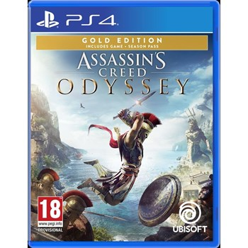 Joc ASSASSINS CREED ODYSSEY Gold Edition - PS4 UBI4080113