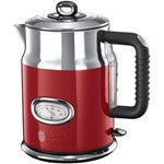 Fierbator electric Russell Hobbs Retro Ribbon Red 21670-70, 2400W, 1.7L (Rosu)