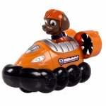 Figurine / Figurina cu vehicul de salvare Paw Patrol - Zuma cu franghie