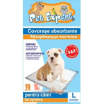 Covorase absorbante Pet Expert 15 buc 60x60 cm