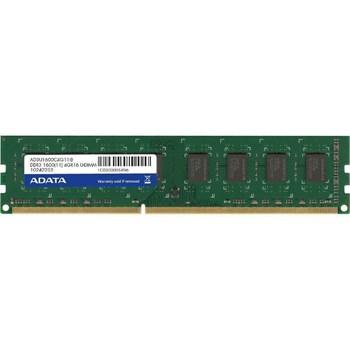 Memorie ADATA Premier 4GB DDR3 1600MHz CL11 ad3u1600w4g11-r
