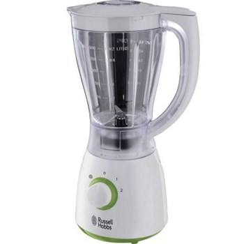 Blender Russell Hobbs 22250-56, 500W, 1.5L, Alb/Verde