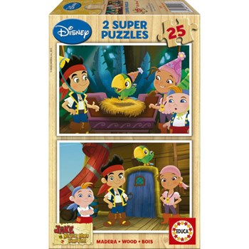 Puzzle Jake and the Neverland Pirates 2x25