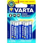 Set VARTA 6 Baterii AA High Energy
