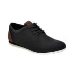 Pantofi ALDO negri, Aauwen-R007, din piele ecologica