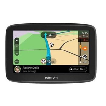 """Sistem de navigatie TomTom GO BASIC 5, Ecran tactil de 5"""", 16GB, Wi-Fi, Actualizari pe viata a hartilor, Harta Full Europa"""