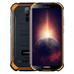 Telefon mobil Doogee S40 Pro Orange, 4G, IPS 5.45 , 4GB RAM, 64GB ROM, Android 10, Helio A25 OctaCore, NFC, IP69K, 4650mAh, Dual SIM