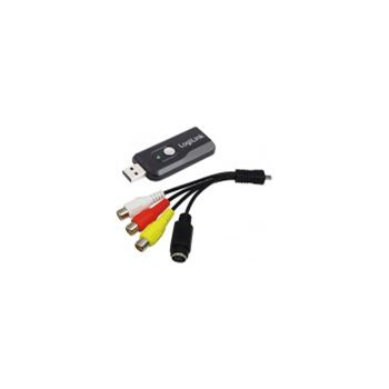 Placa de captura LogiLink VG0005B USB vg0005b