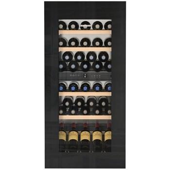 Vitrina de vin incoporabila Liebherr EWTgb 2383, 169 l, clasa G, Silent, Filtru carbune, Protectie copii, Negru