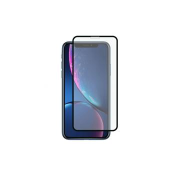 Folie Sticla Tempered Glass Full Glue 9H iPhone XR, Negru
