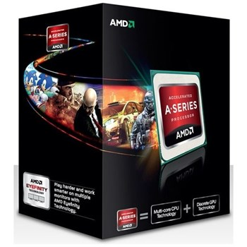 Procesor AMD Athlon X4 870K Black Edition 3.9GH FM2+ Near Silent Box ad870kxbjcsbx