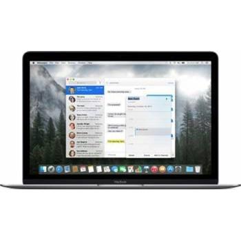 Laptop Apple MacBook 12, Intel Core M, 8GB DDR3, SSD 512GB, Intel HD Graphics, OS X, Auriu