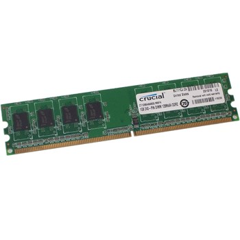 Memorie Crucial CT12864AA800, DDR2 UDIMM, 1GB, 800 MHz, C6