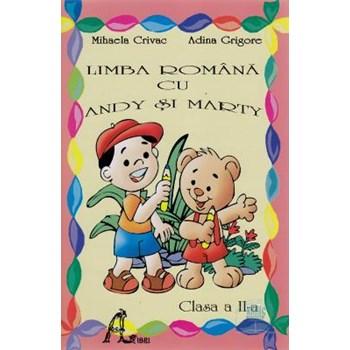 Romana Cu Andy Si Marty Cls 2 - Mihaela Crivac, Adina Grigore