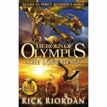 The Lost Hero (Heroes of Olympus, nr. 1)
