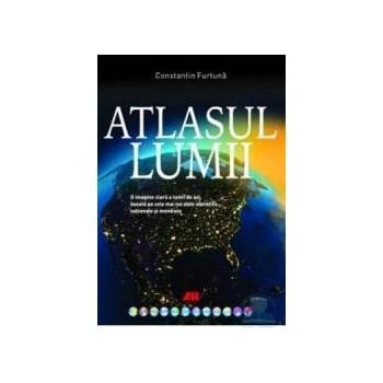 Atlasul lumii - Constantin Furtuna 978-973-684-649-6