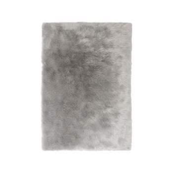 Covor Flair Rugs Sheepskin, 120 x 170 cm, gri