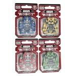 Radiera - Iron Robot - mai multe culori