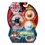 Figurine / Set Bakugan Battle Planet Starter Darkus Turtonium, 20108790