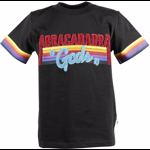 GCDS Abracadabra T-Shirt In Black Culoarea Black