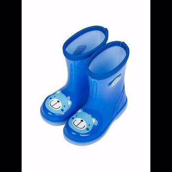 Cizme din cauciuc pentru copii Q06 Albastre 31