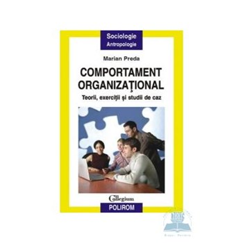 Comportament organizational - Marian Preda 973-46-0330-2