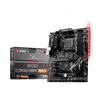 MSI B450 TOMAHAWK MAX II plăci de bază AMD B450 Mufă AM4 ATX
