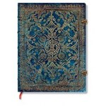 Paperblanks Azure Ultra Lined: Hardcover (Equinoxe)