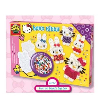 Margele Iron On Beads Hello Kitty 2400