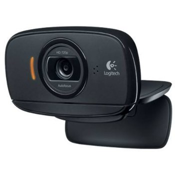 Camera web Logitech B525 HD, 2 MP, USB 2.0