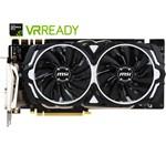 Placa video MSI GeForce® GTX 1070 ARMOR OC, 8GB GDDR5, 256-bit
