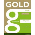 Gold First Coursebook with MyEnglishLab - Jan Bell
