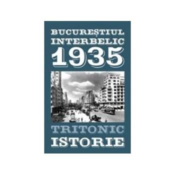 Bucureștiul interbelic. 1935