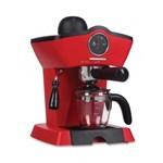 Espressor Heinner HEM-200RD 800W 3.5 bar filtru inox 250 ml Rosu hem-200rd