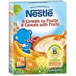 NESTLE Cereale - 8 cereale cu fructe 250g