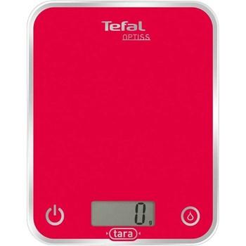 Cantar de bucatarie Tefal Optima BC5003, 5kg, Roz